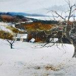 L'hiver en Estrie