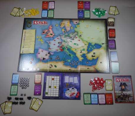 Risk-Napoléon-jeu