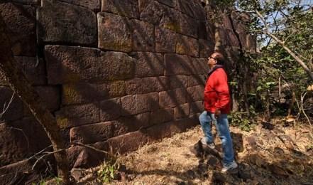 Les archéologues découvrent 80km de la Grande Muraille d'Inde-