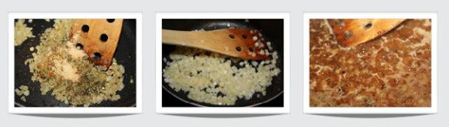 préparation sauce au poivre