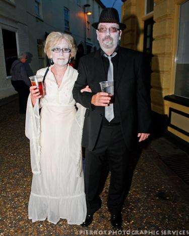 Cromer carnival fancy dress friendly house of horrors