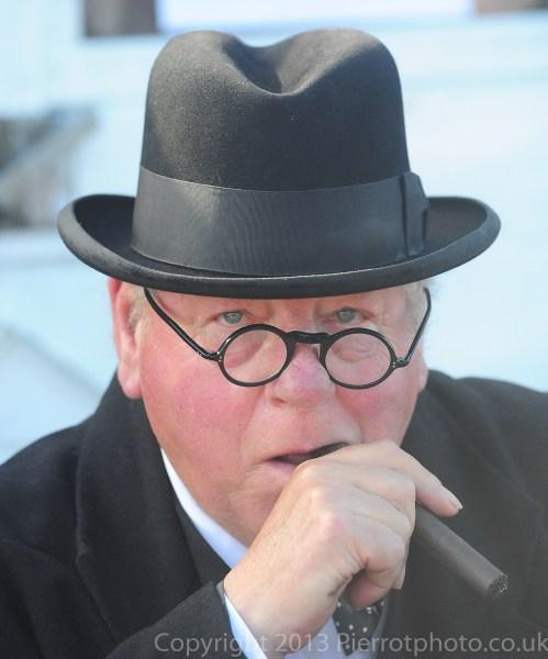Winston Churchill (number 1)