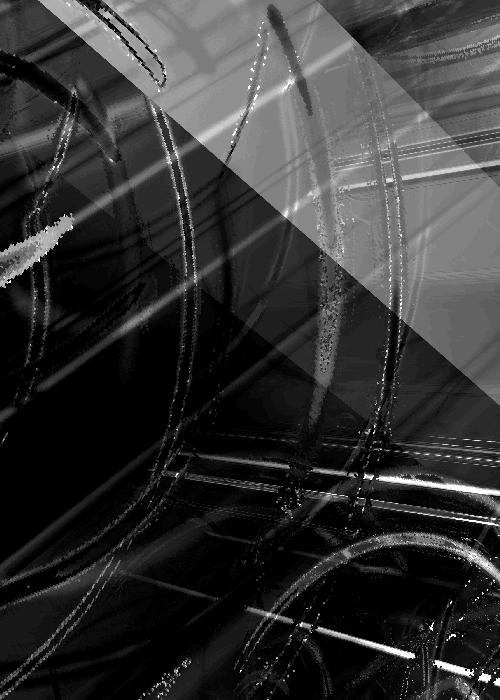 Ripples 02 a digital image by Piers Bishop
