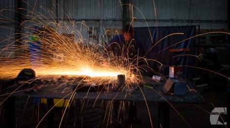 Petites et moyennes entreprises, soudure, mécanique...