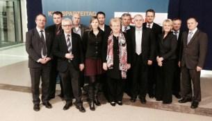 CDU-Spitzenkandidaten für Stadtrat