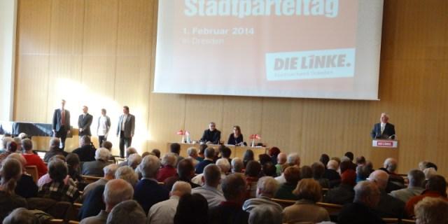 Linke Dresden Parteitag