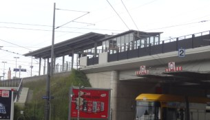 Haltepunkt Trachau unfall