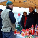 4. Adventsmarkt an der Markuskirche