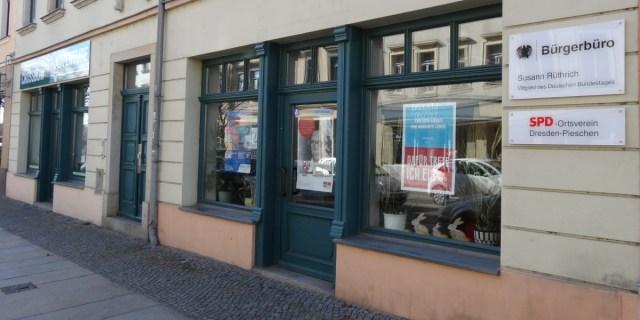 SPD Pieschen Bürgerbüro