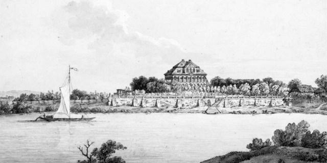Zingg Schloss Uebigau