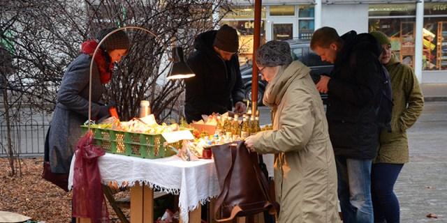 advent in pieschen markt