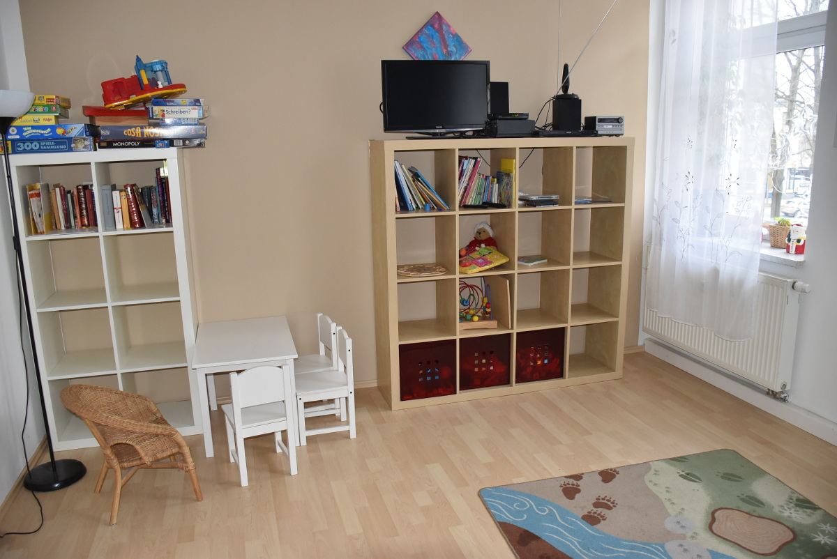 Mutter-Kind-Zimmer