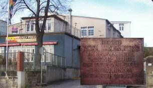 rosa luxemburg deutscher kaiser gedenktafel