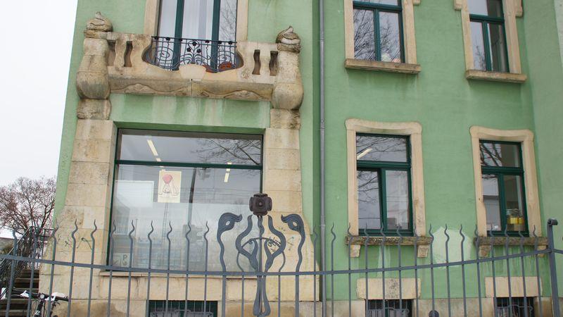Seit November auf der Großenhainer Straße 32: Die WindelManufaktur