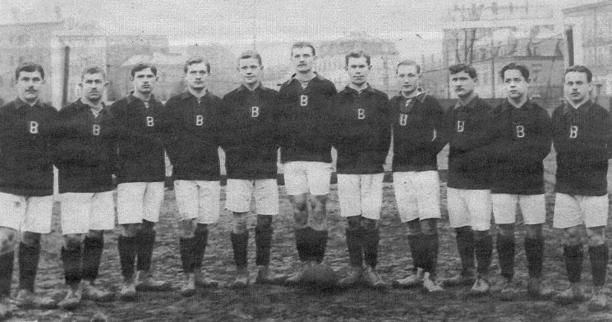 Erste Mannschaft 1923 24