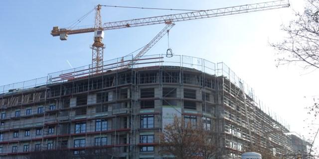 Wohnungsbau Mika Quartier