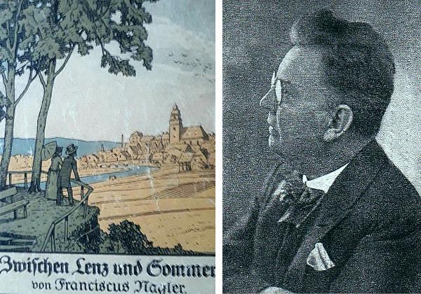 """Unter dem Titel """"Zwischen Lenz und Sommer"""", erschienen 1916, veröffentlichte Franciscus Nagler seine Erlebnisse während der drei Hilfslehrerjahre in Trachau. Die dichterische Freiheit nutzend, nannte er es """"Grünwiese"""". Foto: Archiv K. Brendler [/box]"""