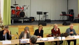 Podium, Bürgerbeteiligung, 15. November