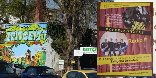 Zeitgeist Dresden Doppelkonzert