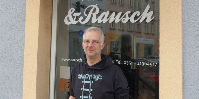 rausch chef Christoph Töpfer