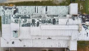 Sachsenbad Drohnenfoto