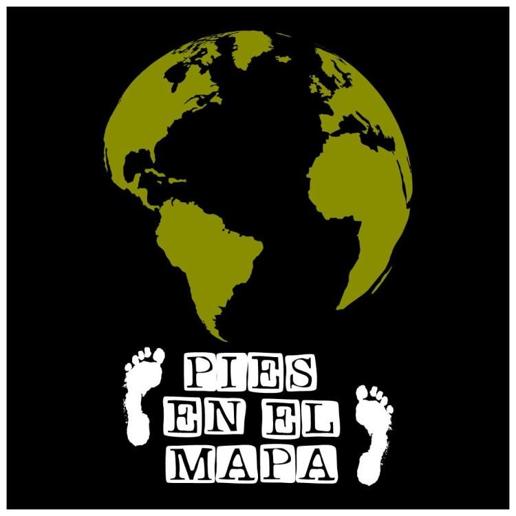 Pies en el Mapa