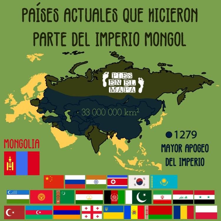 Imperio Mongól