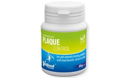 PLAQUE CONTROL – naturalny sposób na czyste zęby Twojego psa!