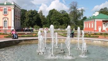 Tallinnaan heinäkuussa