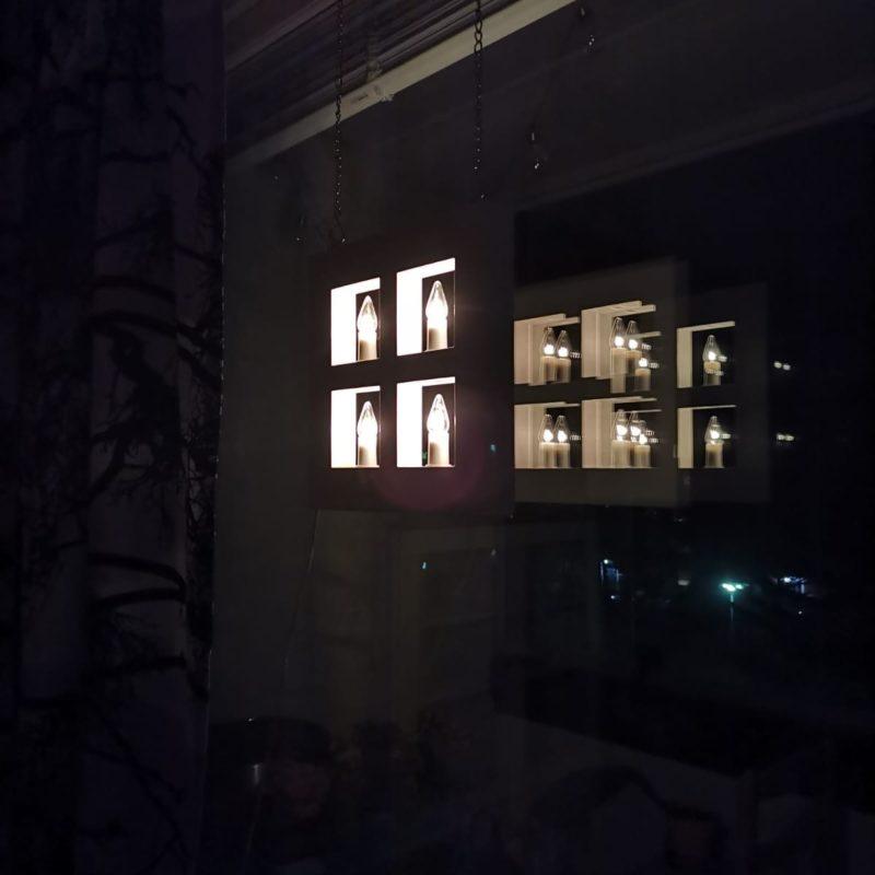 Pimeyteen valoa!