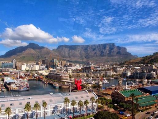 Cape Town, RSA. University