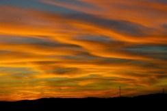 """Blazing Clouds"""