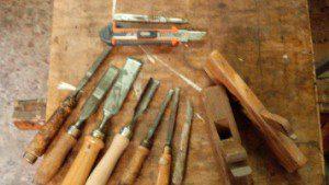 attrezzi lavorazione del legno