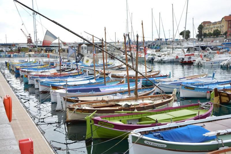 un giorno a nizza barche