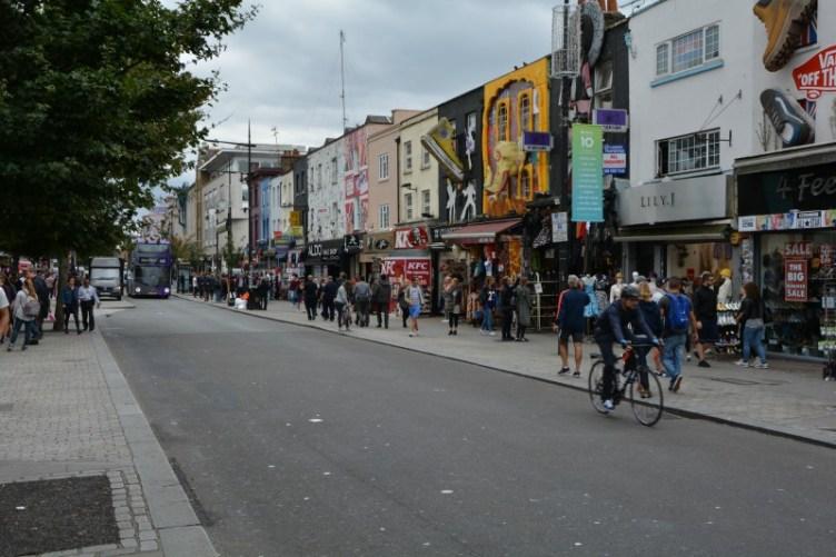 Cosa vedere a Londra in quattro giorni Camden Town