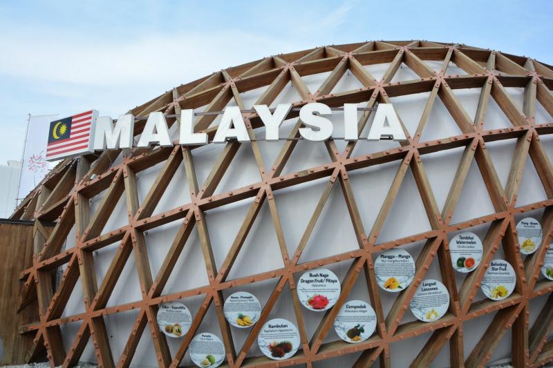 La mia giornata expo 2015 padiglione malesia