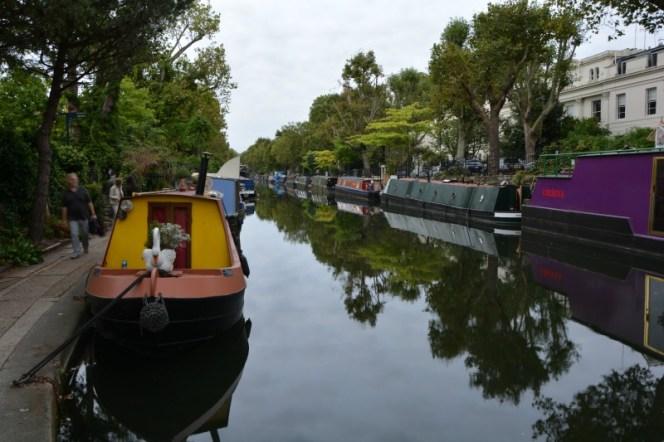 Cosa vedere a Londra in quattro giorni regent's canal