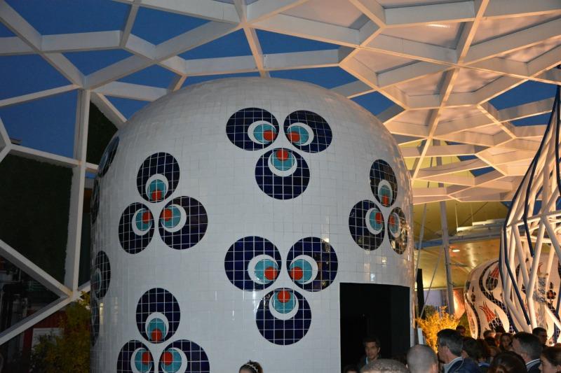 La mia giornata Expo 2015 padiglione turchia