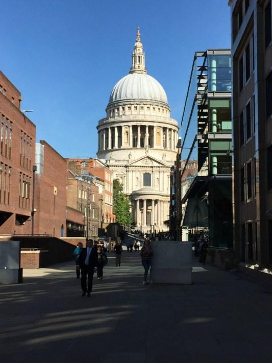 Cosa vedere a Londra in quattro giorni Saint Paul's