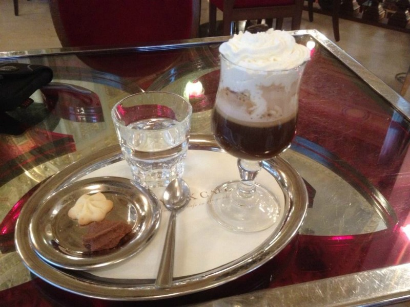 Cosa ho visto a Budapest new york cafè