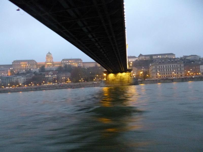 Cosa ho visto a Budapest battello tour