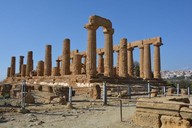 sicilia in dieci scatti valle dei templi