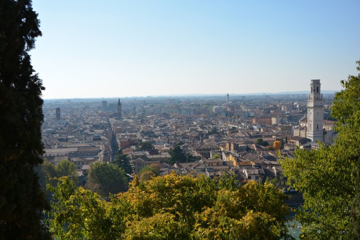 10 città italiane viste alto verona