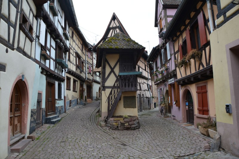 visitare alsazia borghi eguisheim