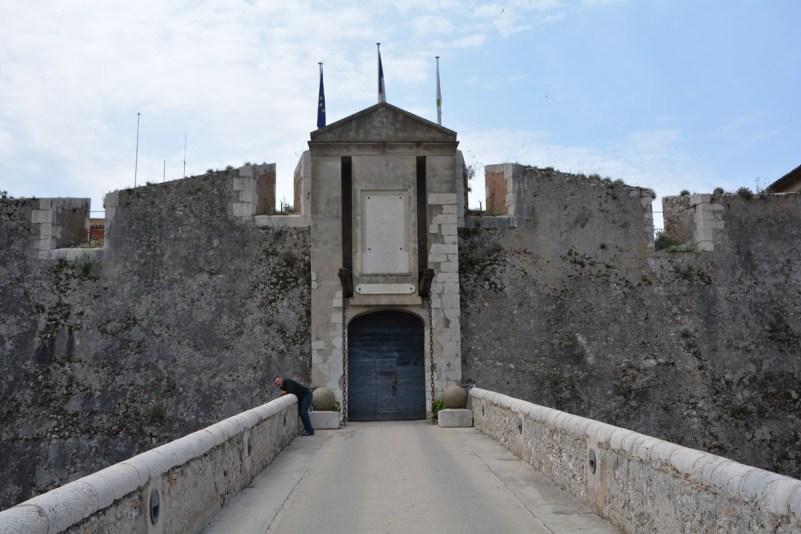 villefranche-sur-mer citadelle