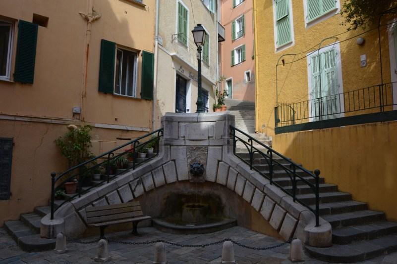 villefranche-sur-mer vieille ville