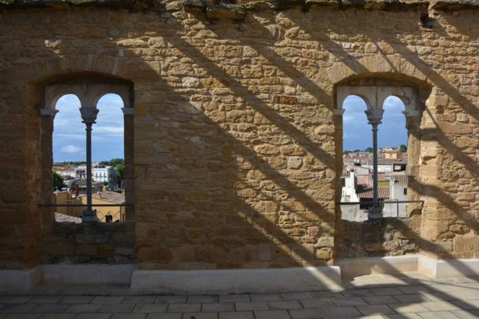 bifore finestre castell