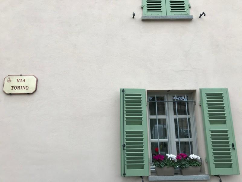 langa del barbaresco finestre dettagli
