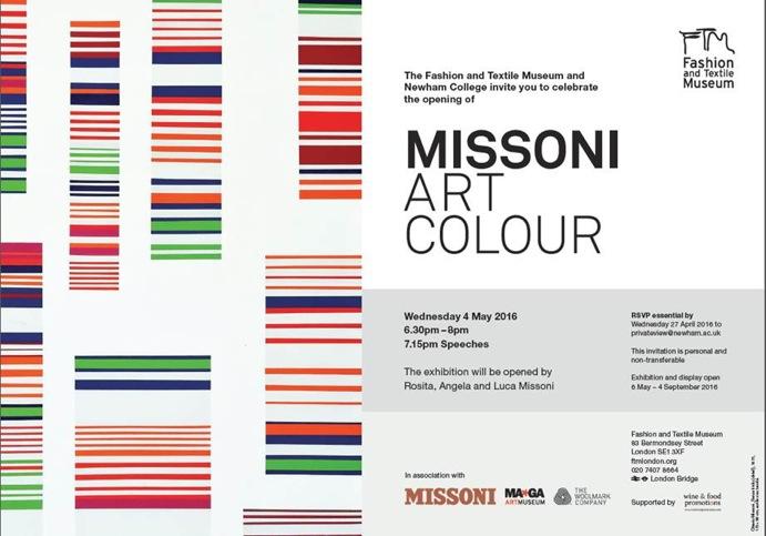 Sinfonia Tessile al Fashion and Textile Museum