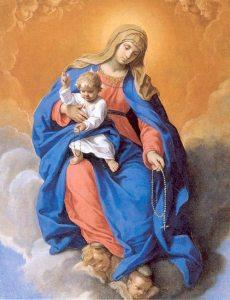 madonna rosario